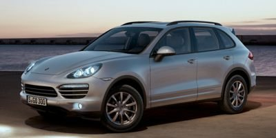 2014 Porsche Cayenne, All Wheel Drive 4-Door Manual Transmission ...