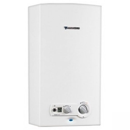 Junkers minimaxx - Calentador agua modulante wrd11-2kme gas natural 11l/m clase de eficiencia energ