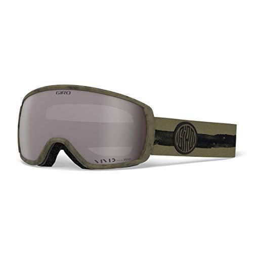 Giro Balance Snow Goggles Olive Dye Line - Vivid Onyx