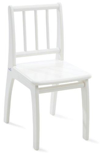 Geuther - Stuhl passend zu Sitzgruppe Bambino, weiß