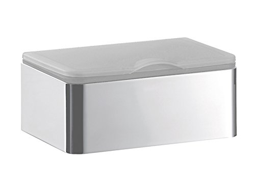 Derby style Feuchtpapierbox-Papierhalter für feuchtes Toilettenpapier *verchromt *