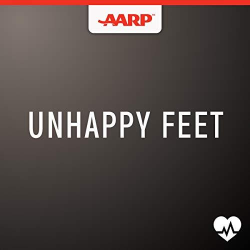 Unhappy Feet audiobook cover art