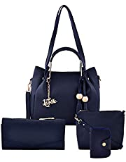 LaFille Women's Handbag (Set of 3)
