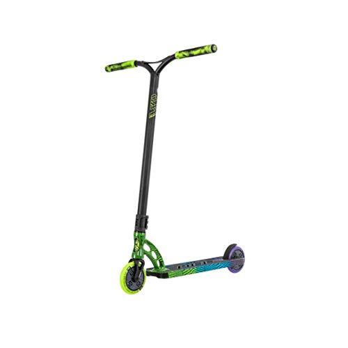 MGP VX9 Extreme Freestyle Stunt Scooter Roller Kickscooter Tretroller Stuntscooter (Aurum)