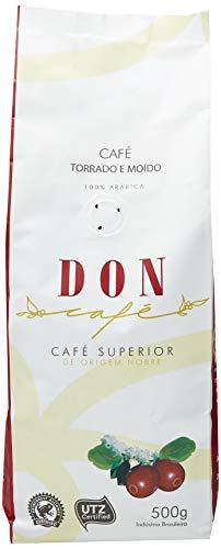 Café Torrado e Moído 100% Arábica Don Superior, 500g