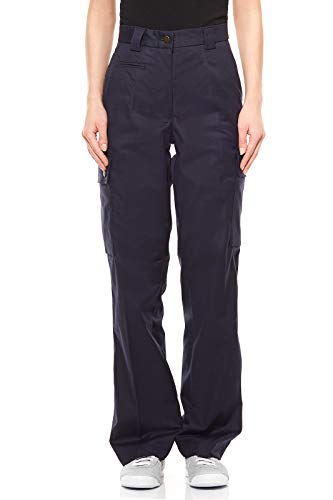Fristads Kansas Hose Damen-Hose Arbeits-Hose Lang-Größe Arbeitskleidung Bundhose Blau, Größenauswahl:38