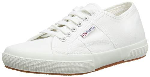 Superga 2750- PLUS COTU S003J70, Sneaker donna, Bianco, 40