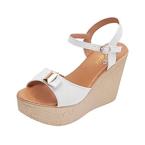 Women'S s Gladiator Sandals Gold Ladies Sandal Slippers Dark Red Block Heels Ankle Strap Open Toe Sandals Sundresses Casual Beach Combat Boots Pjs Set Pajamas Set High Heeled Pumps