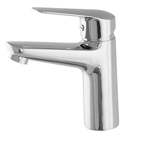 PaulGurkes Waschtisch Armatur Venus Wasserhahn Waschmischbatterie Kran Hahn Mischbatterie Wassergerät Brausebatterie Bad Waschbecken Einhebelmischer