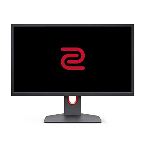 BenQ ZOWIE XL2540K 24,5 Zoll 240 Hz Gaming-Monitor, kleinerer Standfuß, flexible Höhenverstellung, XL Setting to Share, S-Switch, Shield