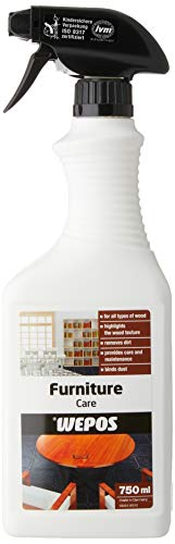 Wepos 2000400800  Möbel Pflege Spray 750 ml
