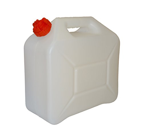 Cao 20 L Jerrican Alimentaire 20 litres, Blanc