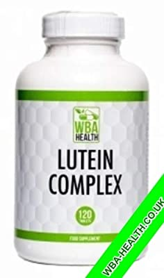 Lutein Complex 50 MG Lutein with Grape Seed 2500 MG and ZEAXANTHIN Fast Dispatch