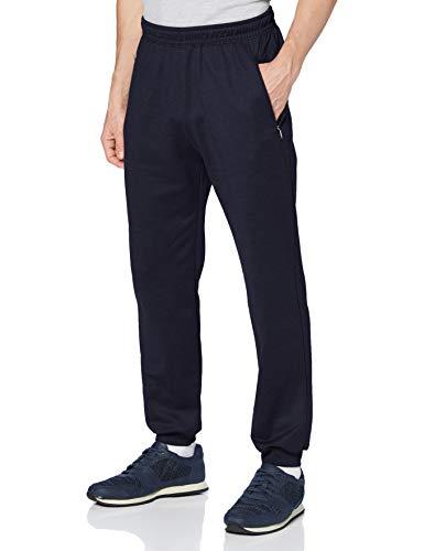 Trigema Herren Jogginghose Pantalon, Azul (Navy 046), 70 (Fabricant de Taille: XXXXXL) Homme
