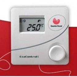 Saunier Duval Exacontrol E - Termostato de ambiente