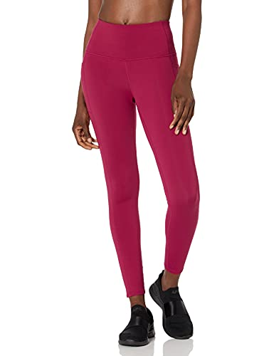 Skechers Women's Gowalk High Waisted Legging, Raspberry, X-Small
