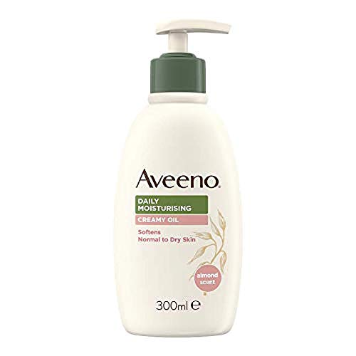 Aveeno Daily Moisturising Creamy Oil 300 ml [Packaging May Vary]