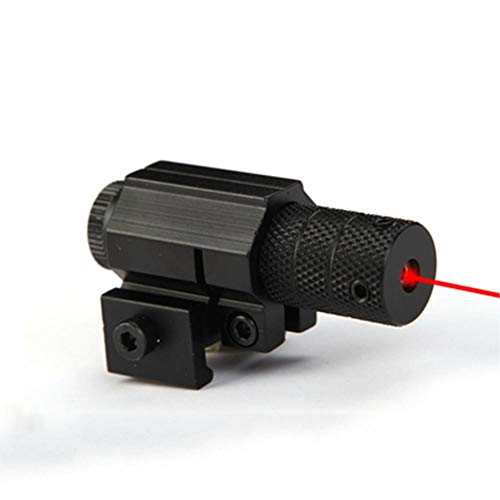 Hendont Tactical Red Dot Laser Sight Scope with Mount for Pistol Picatinny Rail New Red Dot Sight Airsoft