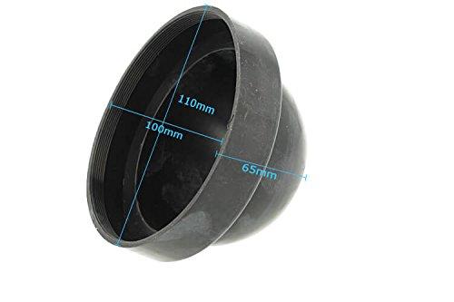 Afdekkap voor koplampen, van rubber, 100 mm, voor HidXenon en Full-LED-set.