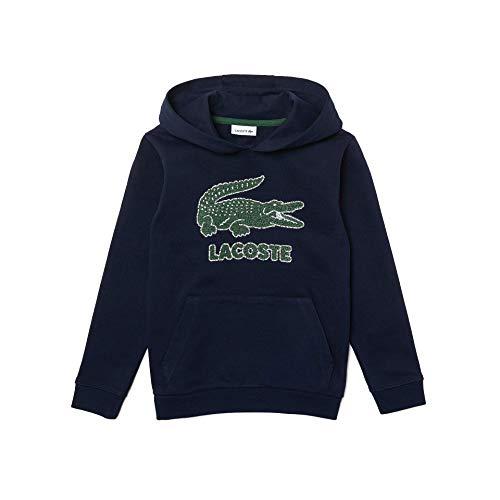 Lacoste Sweatshirt, Enfant, SJ1967, Marine, 12 ans