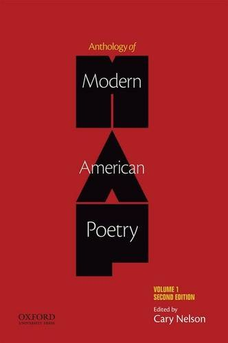 Anthology of Modern American Poetry: Volume 1 (Anthology of Modern & Contemporary American Poetry)