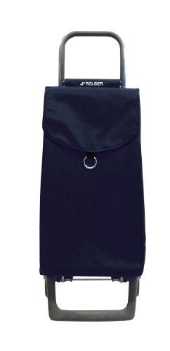 Rolser Einkaufsroller Joy/PEP / PEP001 / schwarz / 35 x 30 x 97,5 cm / 39 Liter / 40 kg Tragkraft