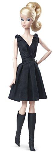 Barbie - Muñeca, Vestido Negro (Mattel DKN07