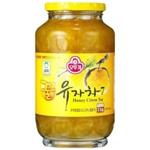 オットギ 三和 ゆず茶 (蜂蜜含有) 1kg