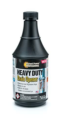 Instant Power Professional 8877 Heavy Duty Drain Opener, 20 Fl Oz