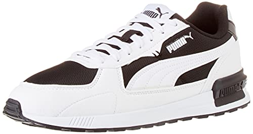 Puma Graviton, Zapatillas Deportivas Unisex Adulto, Black White Nim, 43 EU