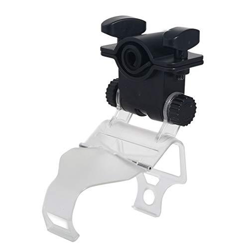 Shisha Schlauchhalter 180-Grad verstellbare Breezie Shisha Halterung Spiel Zubehör für PS4 Controller 6,1x5,5x13,5 cm