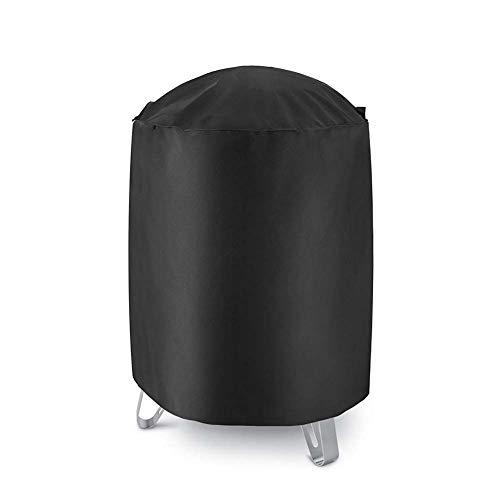 RZiioo Kettle Grill Abdeckung, Heavy Duty Waterproof Round Smoker Cover, passend für Weber, Char-Broil