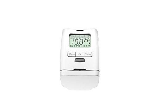 OLYMPIA HT 2000 Programmierbarer Heizkörper - Thermostat (Energiesparregler)