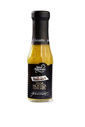 Salsas Asturianas Salsa de Mostaza a la Miel - 330 gr