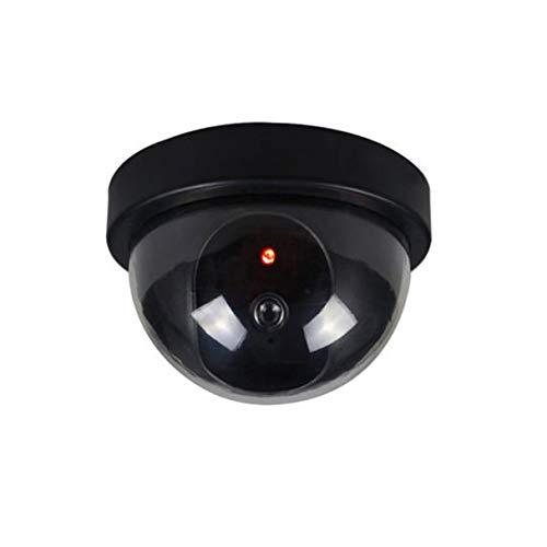 XJJZS Hogar de la cámara Falsa sin Hilos simulada de videovigilancia en Interiores al Aire Falso de vigilancia simulada de la bóveda cámara de Seguridad Inicio