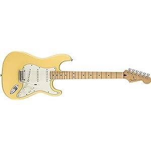 Fender Player Stratocaster Chitarra Elettrica – Tastiera in acero – 3 Color Sunburst