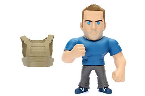 Jada Toys Metals Fast & Furious 6' Classic Figure - Brian w/ Vest (M308) Toy Figure