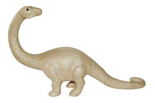 Decopatch SA143O - Figura de brontosaurio para Decorar (32 x 7 x 18 cm)