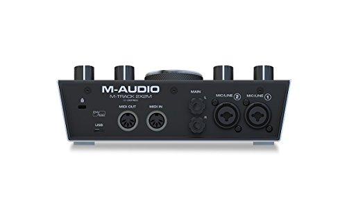 M-Audio『M-Track2X2M』