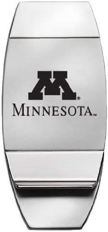 University of Minnesota - Two-Toned Money Clip