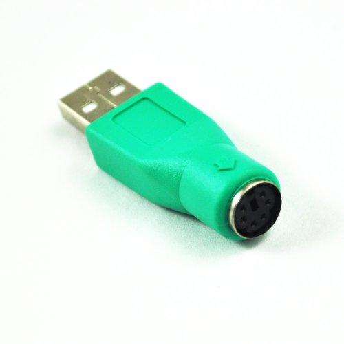 SODIAL(R) Adaptador PS/2 a USB