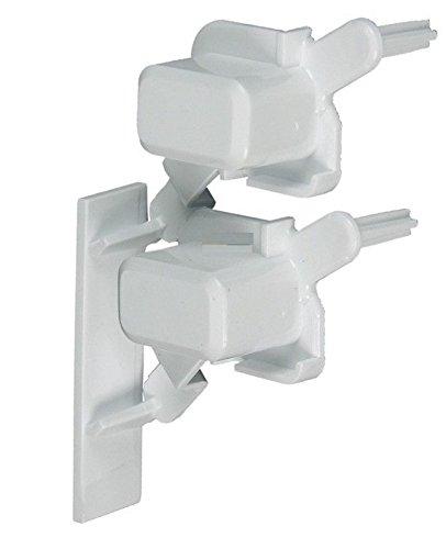 Botón de arranque para lavadora Whirlpool Ignis, ver modelos en la descripción, repuesto original 481071425531