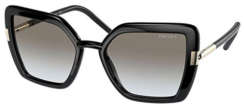 Gafas de Sol Prada PRADA PR 09WS Black/Light Grey Shaded 54/20/140 mujer