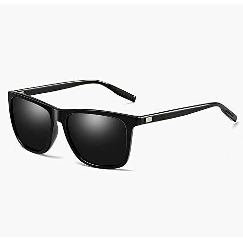 SWNN Sunglasses Gafas De Sol Polarizadas for Hombre con Marco De Magnesio Y Aluminio, Gafas De Sol for Mujer, Protección UV400 (Color : Pink)