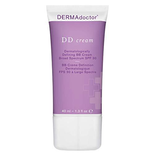 DERMAdoctor DD Cream Dermatologically Defining BB Cream Broad Spectrum SPF 30, 1.3 Fl Oz