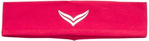 Trigema Herren 602007 Stirnband, Rot (Kirsch 036), One Size (Herstellergröße: 900)