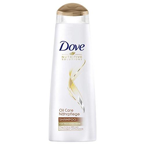 Dove Oil Care Nährpflege, Haarpflege Shampoo, 6er Pack (6 x 250 ml)