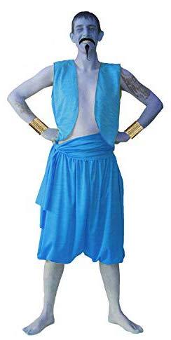 Disfraz de Aladdin para nios de 8 a 12 aos