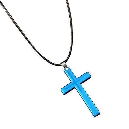 sdfs Dainty Cross Pendant Necklace Personalised Jewellery Gifts for Women Girls