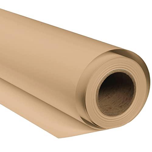 BRESSER SBP15 Papierhintergrundrolle 1,69 x 11m Beige
